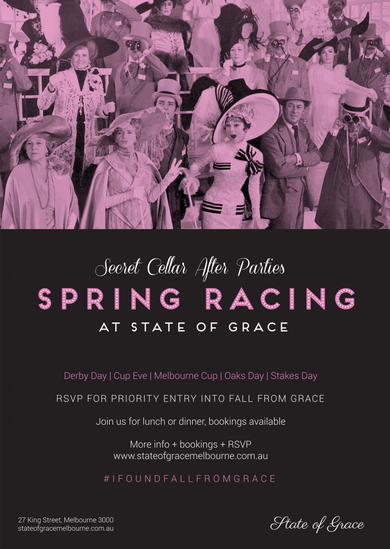 Spring Racing at State of Grace