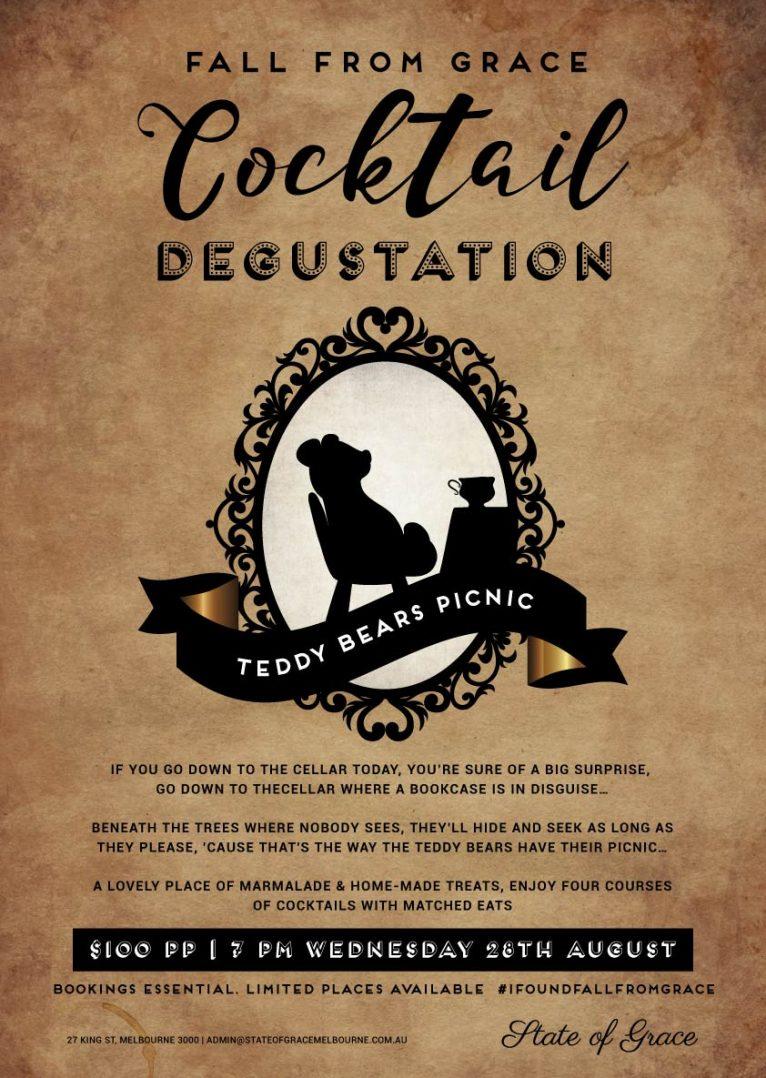 Cocktail Degustation | August
